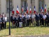 L'assemblée générale de la fédération nationale des anciens d'Outre Mer et anciens combattants des troupes de marine